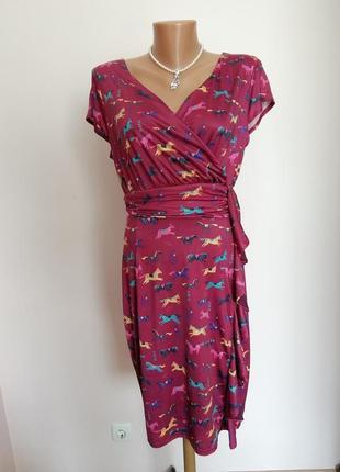 Шикарное английское платье /м/brend lindy bop