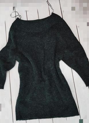 Плаття, туніка в'язана і дуже тепла