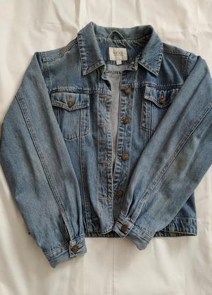 Джинсовка женская  джинсовая куртка next