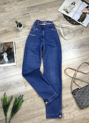 Gabriella benelli италия,очень крутые джинсы мом слоучи на высокой посадке 😍