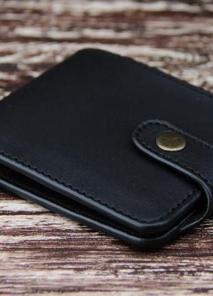 Качественный кожаный кошелёк