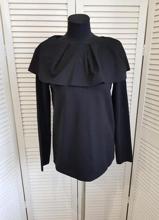 Черная блуза свитер cos
