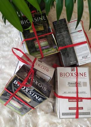 Biosine набір шампунь та бальзам від випадіння волосся