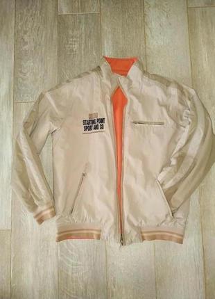 Куртка мужская демисезонная colin's