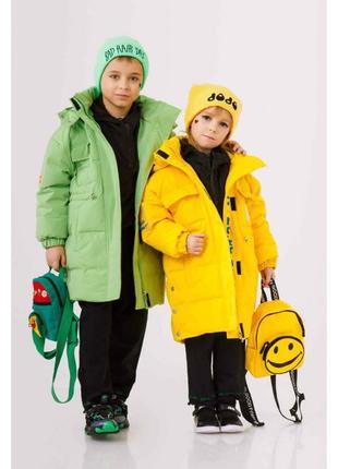 Куртка-пуховик со съемным капюшоном manan