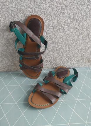 Босоножки сандалии clark's