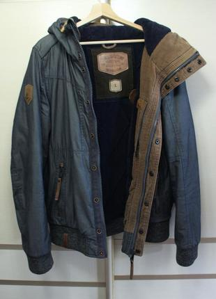 Оригинал naketano мужская куртка парка германия