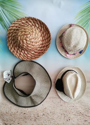 Набор солнцезащитных шляп
