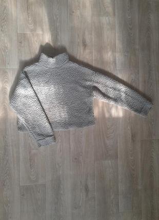 🍀плюшевый свитер