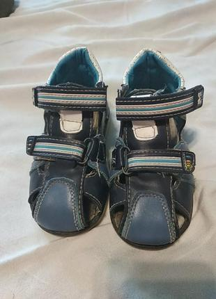 Летние сандали 23р