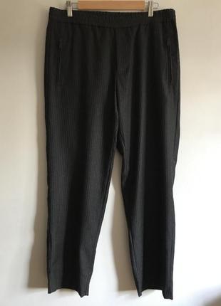 Шерстяные брюки