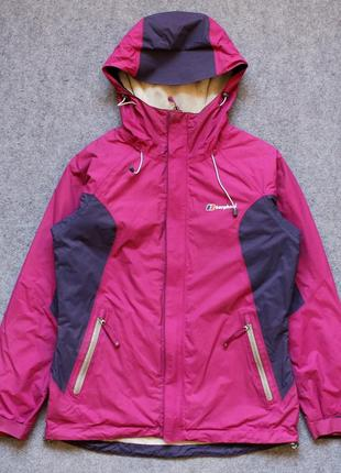 Женская куртка berghaus утепленная
