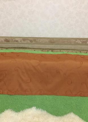 Скатерть-дорожка для декора стола. размер 45*147см.