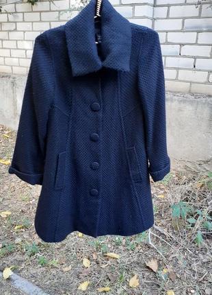 Пальто новое теплое срочно