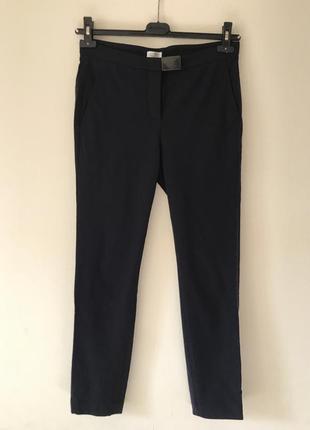 Brunello cucinelli шерстяные брюки