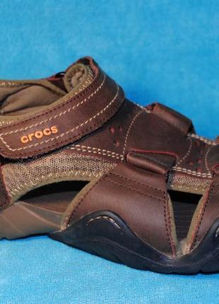 Crocs босоножки 47 размер