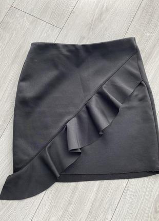Юбка мини bershka
