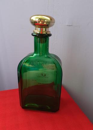 Стильный штоф(бутылка)-винтаж. шотландия