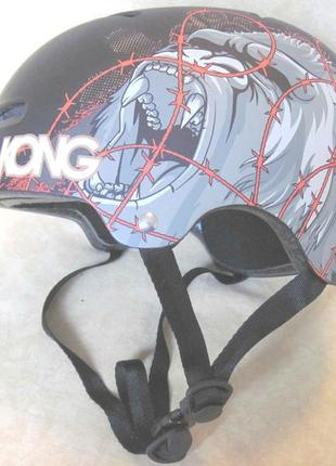 Шлем котелок kong, размер m
