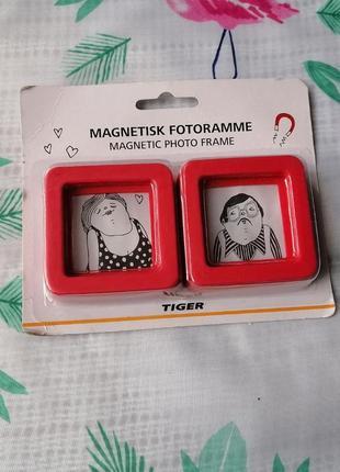 Фоторамки магнітні