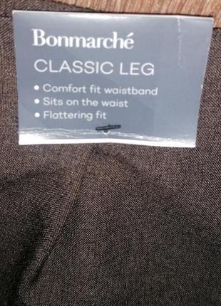 Брюки bonmarche 3хl,4xl,5xl (повседневные, классические штаны, батал, большой размер)