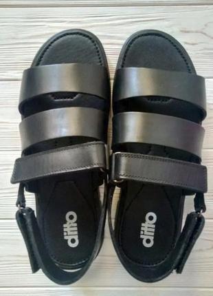 Новые сандалии ditto(натуральная кожа) супер цена!