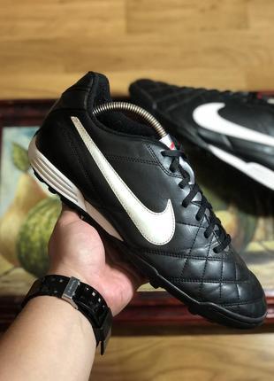 Nike tiempo rio  размер 44 (28 см по стельке) сороконожки