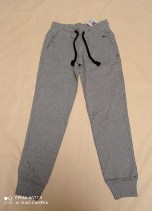 Тёплые спортивные штаны, размер s, германия