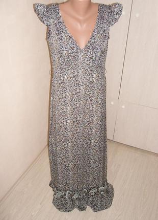 Платье в пол next