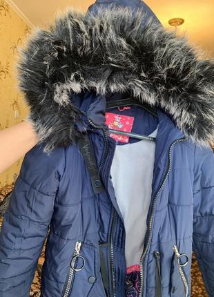 Зимний пуховик ( куртка, пальто )