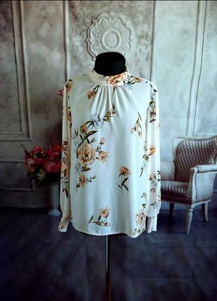 Самая красивая блузка шифоновая