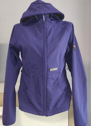 Функциональная спортивная термо куртка, софтшелл