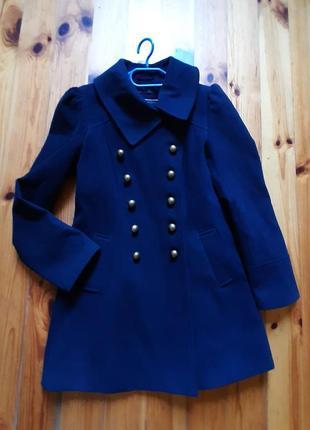Стильне пальто мілітарі george
