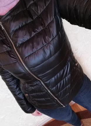 Куртка демисезонная, бомбер, куртка стеганая