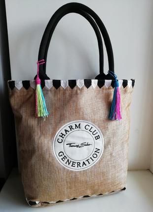 Нова фірмова німецька сумка шоппер thomas sabo!!! оригінал!!!
