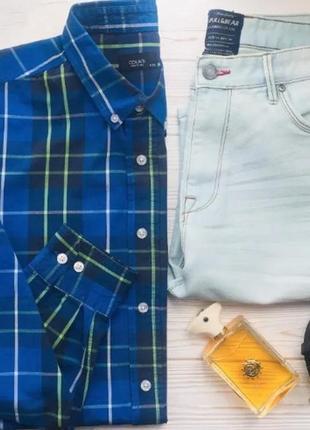 Рубашка мужская colins