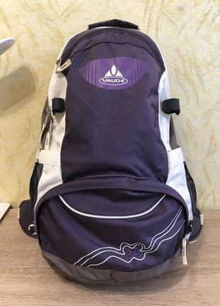Рюкзак vaude 20+4 l