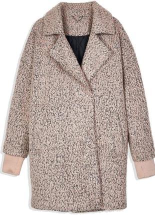 Кашемировое тёплое пальто