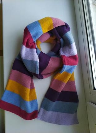 Стильный детский шарф