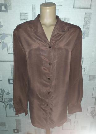 Рубашка пиджак canda из купро