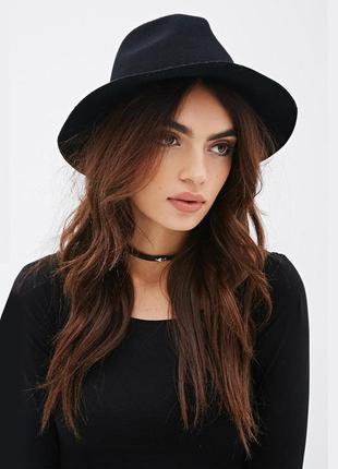 Новая шерстяная шляпа h&m