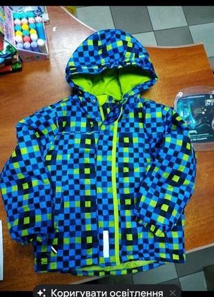 Курточка аляска термо