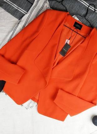 Новый пиджак жакет papaya