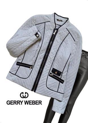 Стильная деми курточка от gerry weber
