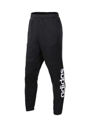 Мужские теплые спортивные штаны adidas  less line t pn ft