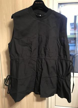 Жилет жилетка cos новая l 40 блуза блузка топ майка