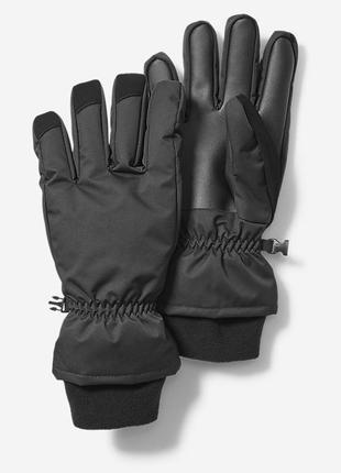 Теплые пуховые перчатки eddie bauer superior down gloves