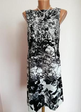 Итальянское бархатное платье класса люкс/s-m/brend max mara