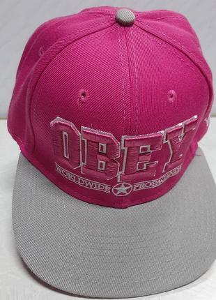 Кепка бейсболка obey ' usa