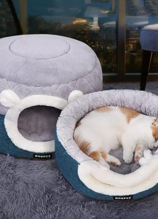 Новинка. домик-трансформер для котов и собак.